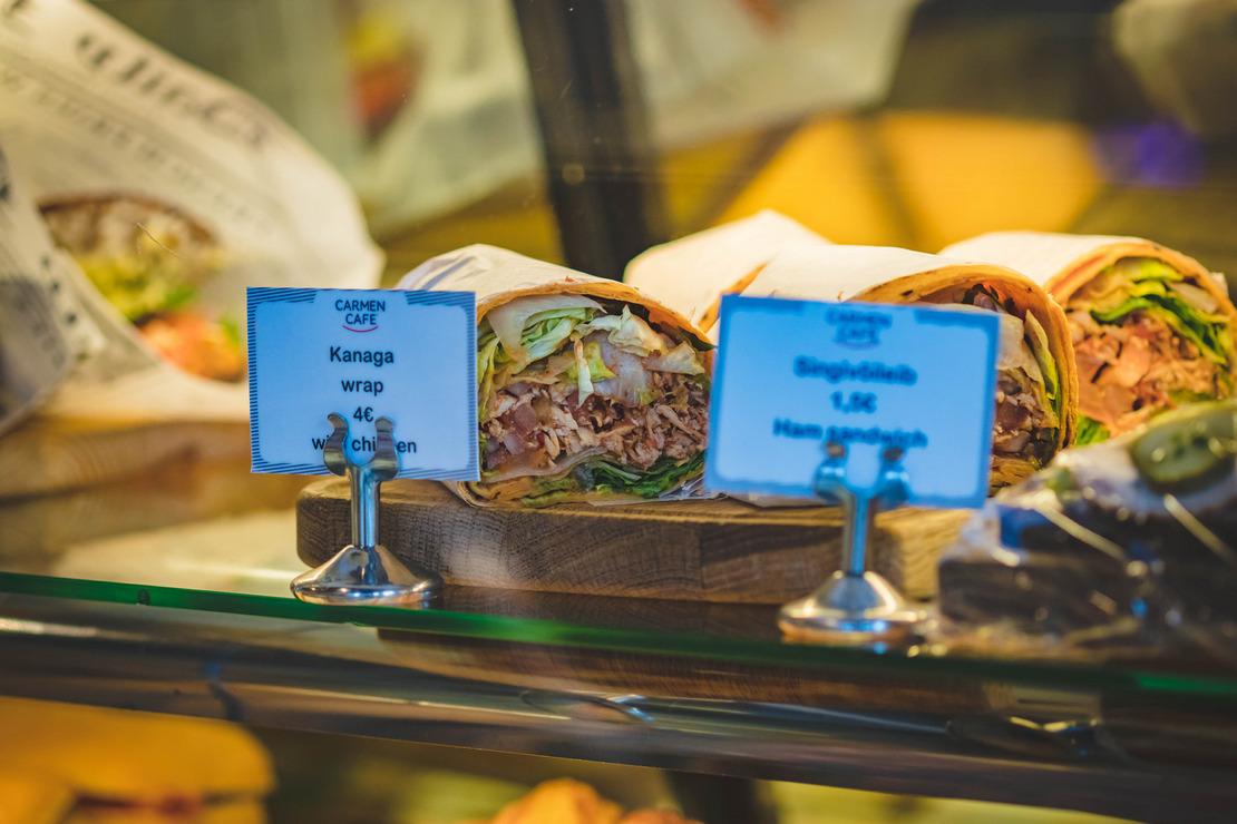 Canva - Food Wrap