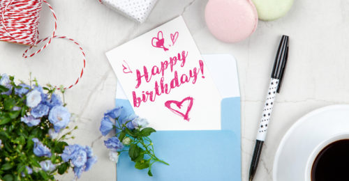 Die perfekte Deko für die perfekte Geburtstagsfeier – leicht finden mit diesen Tipps