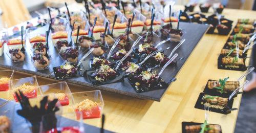 Catering, Fingerfood, Snacks und Co. – Was passt zu einem guten Seminar?