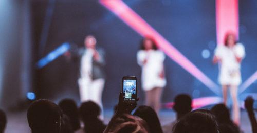 Live-Acts bei einer Eröffnungsfeier … eine gute Idee?