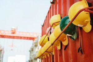 Baustelle sichern